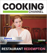 Cooking Channel Feature