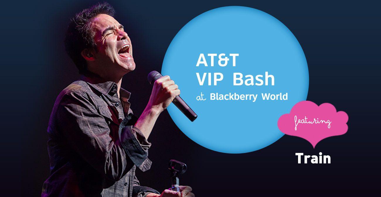 ATT: BlackBerry Event