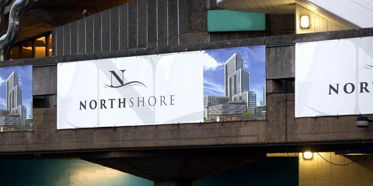 Northshore: Signage