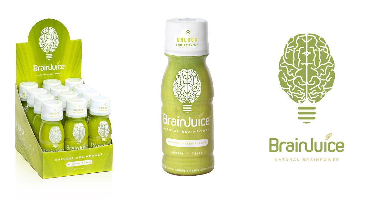BrainJuice: Logo