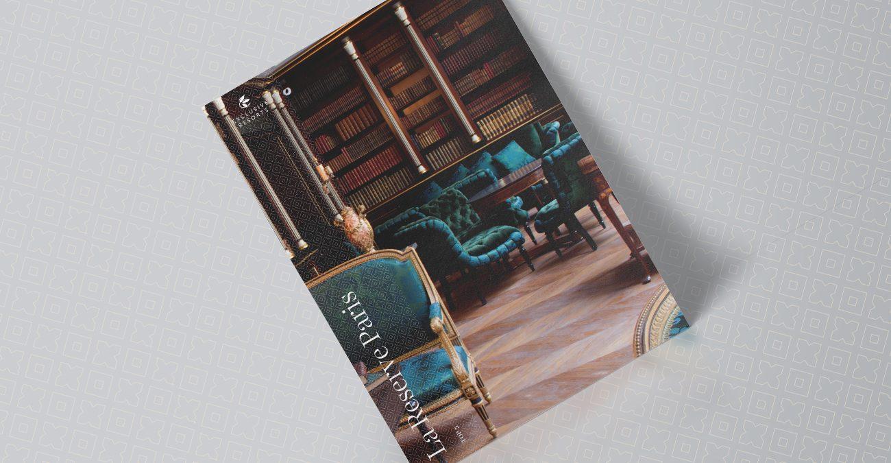 Exclusive Resorts: Paris Brochure