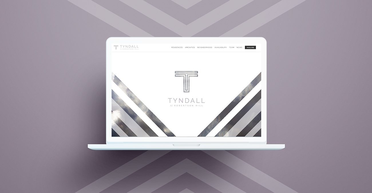 Tyndall: Home page