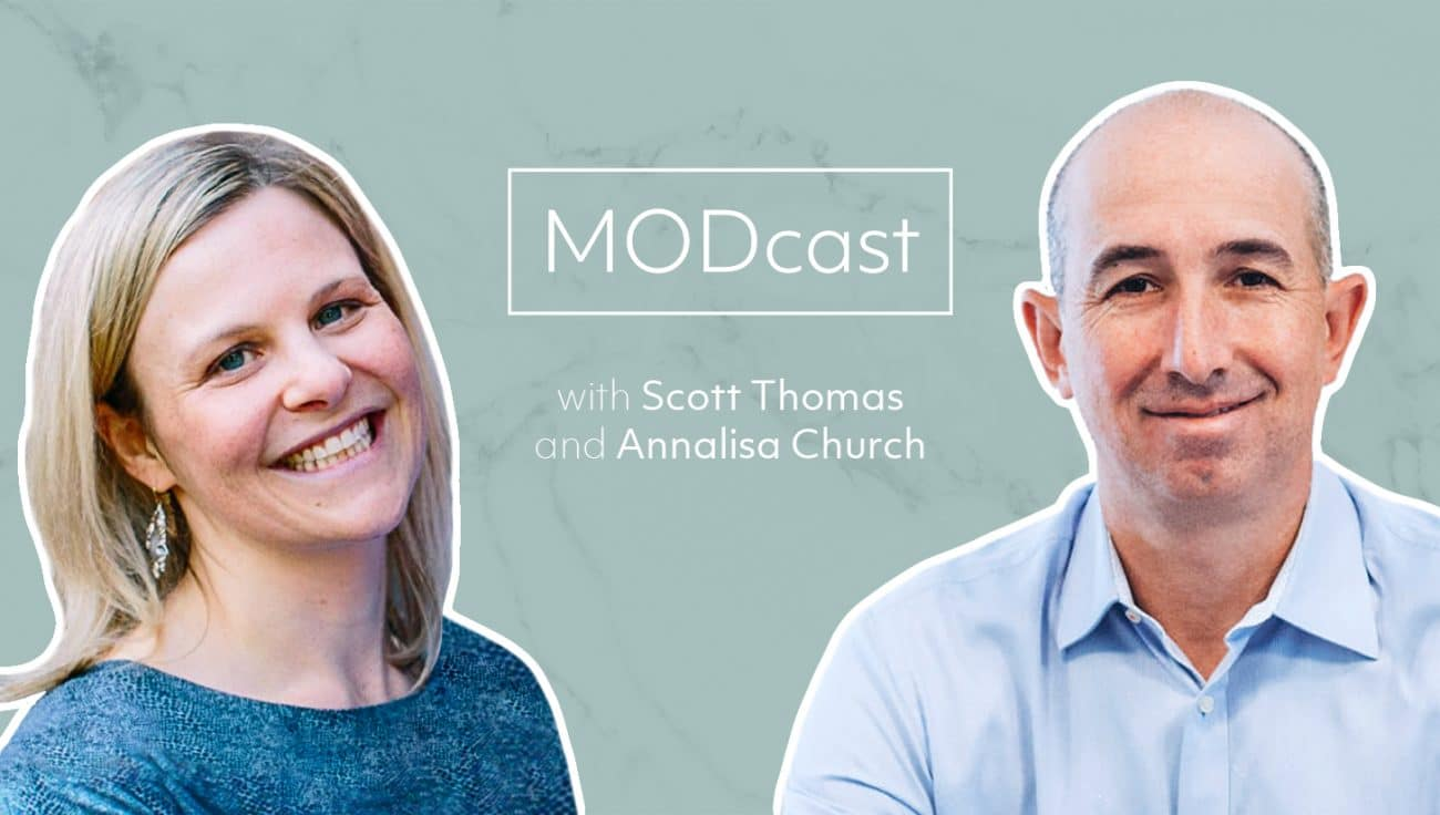 MODcast Episode 3 – Crafting Narrative in Martech with Annalisa Church