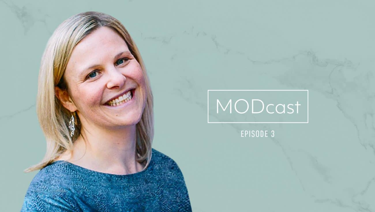MODcast Episode 3 – Crafting a Narrative with Martech with Annalisa Church
